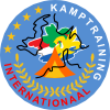 Kamptraining internationaal badge