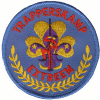 Trapperskamp Extreem badge