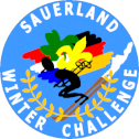 Sauerland Winter Challenge badge
